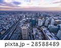 【神奈川】横浜・みなとみらいの夕景 28588489