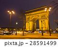 フランス パリのエトワール凱旋門 28591499