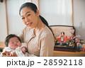 赤ちゃん 孫 初節句の写真 28592118