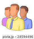 接見 面接 対談のイラスト 28594496