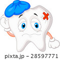 Sick tooth 28597771