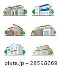 建物 家 住宅のイラスト 28598669