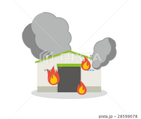 倉庫火事 28599078