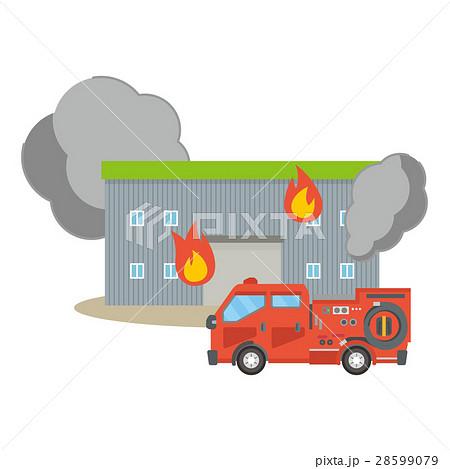 倉庫火事 28599079