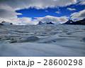 パタゴニア 氷河 世界遺産の写真 28600298