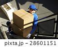引越し 引越し業者 運ぶの写真 28601151