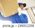 引越し 引越業者 荷物の写真 28601206
