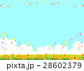 ひまわり 花 夏のイラスト 28602379
