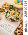 パーティー料理、イースター風 28610416