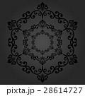 ダーク ビクトリア朝 装飾のイラスト 28614727