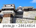 松山城 大天守 天守閣の写真 28614814