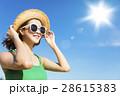 ビーチ 浜辺 夏の写真 28615383