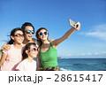 ビーチ 浜辺 夏の写真 28615417