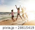 ビーチ 浜辺 夏の写真 28615419