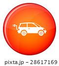 車 自動車 アイコンのイラスト 28617169