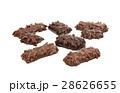 チョコ コーティング クッキーの写真 28626655