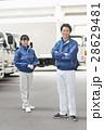 男性 女性 運送業の写真 28629481