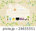 新生活 家電 家具のイラスト 28635551