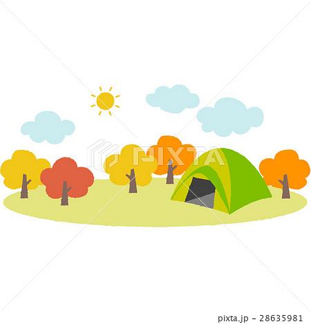 キャンプ場 28635981