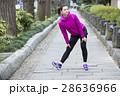 女性 運動 ランナーの写真 28636966