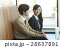 高校生 カップル 同級生の写真 28637891