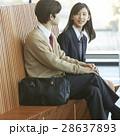 高校生 カップル 同級生の写真 28637893