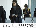 大学受験 女子 高校生の写真 28637964