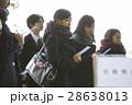女子 高校生 合格発表の写真 28638013