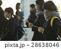 女子高生 受験生 受験の写真 28638046