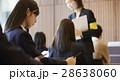受験会場 試験を受ける学生たち 28638060