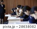 高校生 受験生 受験の写真 28638082