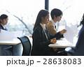 女子高生 受験生 受験の写真 28638083