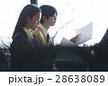 受験会場 試験を受ける学生たち 28638089