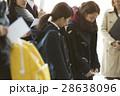 女子高生 合格発表 不合格の写真 28638096