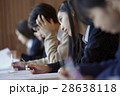 女子 高校生 受験生の写真 28638118