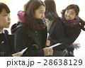 女子 高校生 合格発表の写真 28638129