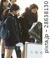 女子高生 合格発表 不合格の写真 28638130