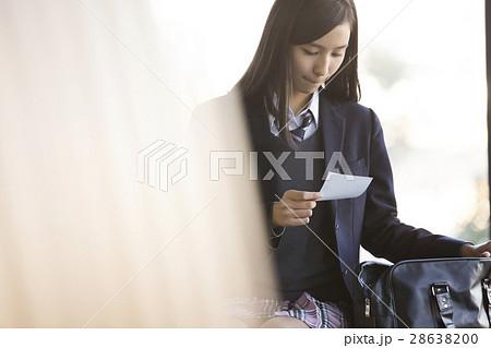 受験生 女子 ポートレート 28638200