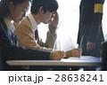 受験会場 試験を受ける学生たち 28638241
