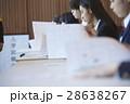 受験会場 試験を受ける学生たち 28638267