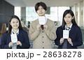 大学受験 高校生 受験生の写真 28638278