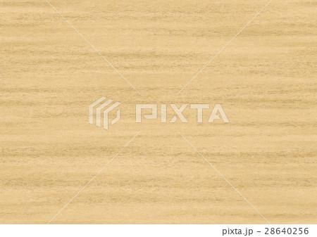 白木の板風 木目 シームレス背景 28640256