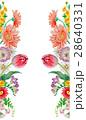 花 春 水彩のイラスト 28640331