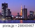 夜景 東京 都市の写真 28640467