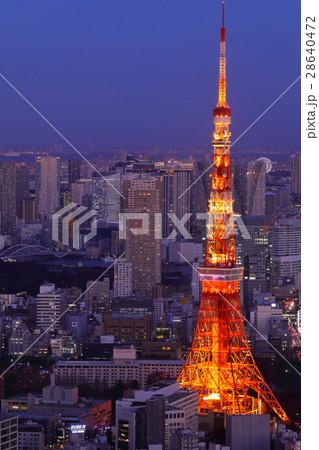東京夜景 28640472