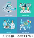 メディカル 眼科医 健康管理のイラスト 28644701