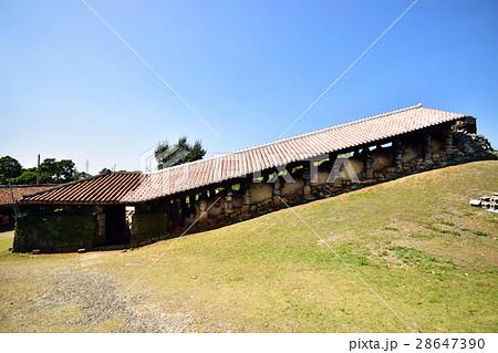 沖縄の登り窯 やちむんの里 28647390