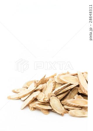 キバナオウギ(黄耆): Astragalus root 28648311