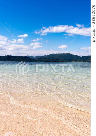 沖縄 小浜島の細崎海岸周辺の景色 28652676