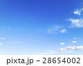 青空 空 雲の写真 28654002